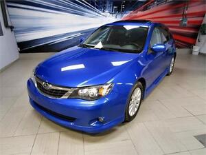 2009 Subaru Impreza 2.5i 125$/2sem. TAXES ET INTÉRÊTS INCLUS!