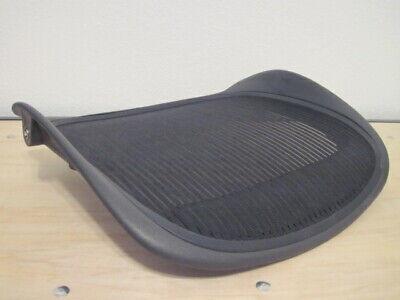 Herman Miller Aeron Chair Replacement Seat Pan Graphite Size B Medium Parts 2