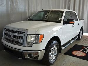 2014 Ford F-150 FX4 4x4 SuperCrew Cab 6.5 ft. box 157 in. WB