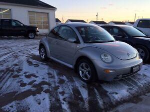 2001 Volkswagen Beetle COUPE Coupe (2 door)