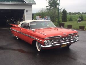 ***WANTED TO BUY *** 1958 through 1964 Impala convertibles