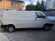 1999 Volkswagen Transporter t4 Van/Minivan Bundall Gold Coast City Preview