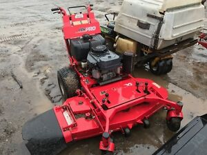 Snapper Pro SW20 walk behind commercial mower