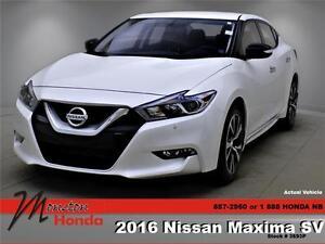 2016 Nissan Maxima SV