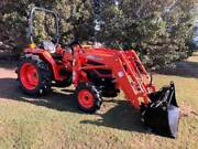 Kioti DS3510 4wd Tractor c/w Front End Loader & 4in1 Bucket Yatala Gold Coast North Preview