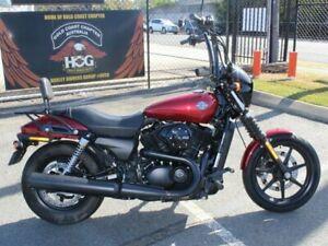 2016 Harley-Davidson Street 500 (LAMS)