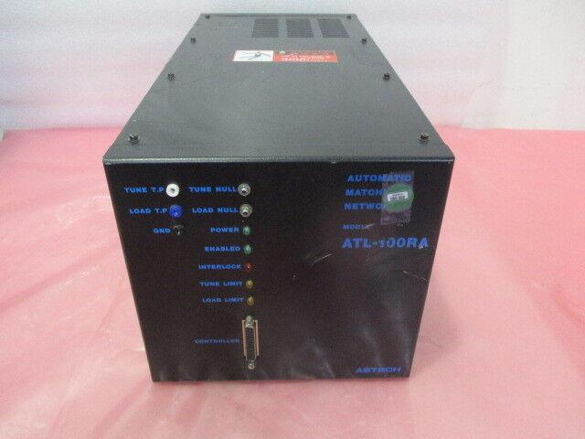Astech ATL-100RA RF Match, RFPP, 115 VAC, 50/60Hz, 422974