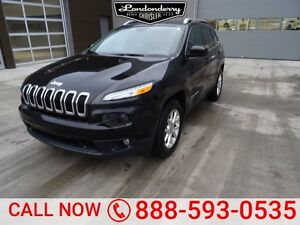2016 Jeep Cherokee 4WD LATITUDE Bluetooth,