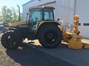 TRACTEUR NEW HOLLAND TS100