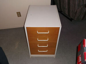 Four Drawer  Either Knight Stand or File Cabnet.