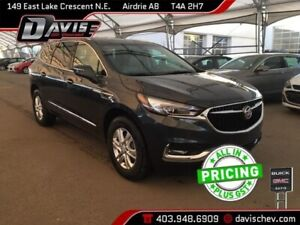 2019 Buick Enclave Premium AWD, SURROUND VISION, SEATING FOR 7