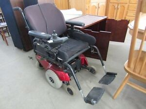 Wheelchair Online Auction Bidding Closes Thurs May 5 @ 12 pm