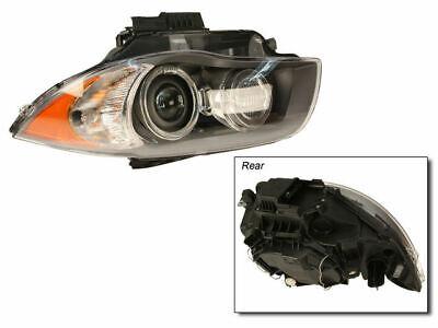 For 2008-2011 BMW 128i Headlight Assembly Left Valeo 87574ZM 2009 2010