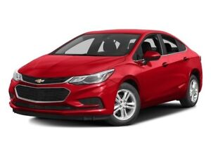 2017 Chevrolet Cruze LT - $1000 Trade-In Bonus!
