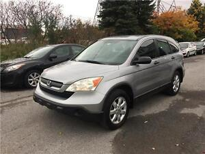 2007 Honda CR-V AWD, Safety & ETEST for ON or QC INCL.