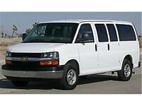 2006 Chevrolet 3500 12 PASSENGER VAN, SERVICED, $9,900 OBO Watch