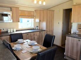 LUXURY SPACIOUS HOLIDAY HOME STATIC CARAVAN SEA VIEW PICTH 2017 2018 PITCH FEES