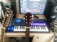 Mature keyboard player wanted