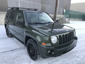 2007 Jeep Patriot 4x4-automatic -ac-4 cylindreWAW