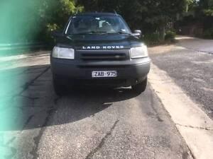 2002 Land Rover Freelander 2 Wagon 2.5L V6  ONLY 95,000 kms Mount Eliza Mornington Peninsula Preview