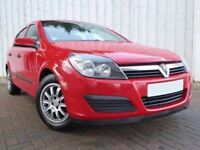 Vauxhall Astra 1.4i Life 16v, Very Cheap Motoring Complete with Excellent Service History & Long MOT