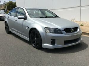 2007 Holden Commodore VE SV6 Silver 6 Speed Manual Sedan Blair Athol Port Adelaide Area Preview