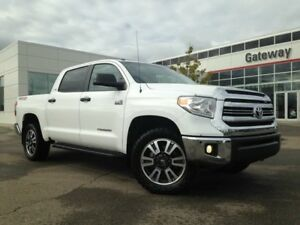 2016 Toyota Tundra TRD Offroad Crewmax, Heated Seats, Backup Cam
