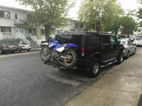 Motorcycle Hitch Moto Hitch Carrier