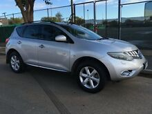 2011 Nissan Murano Z51 MY10 TI  Continuous Variable Wagon Somerton Park Holdfast Bay Preview