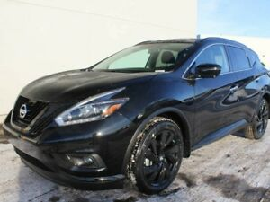 2018 Nissan Murano Midnight Edition 4dr AWD Sport Utility