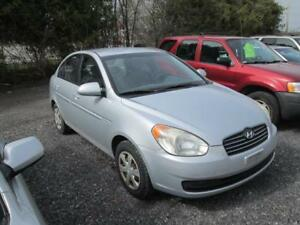 2007 Hyundai Accent GL w/Comfort Pkg