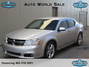 2012 DODGE AVENGER SXT | Heated seats | Automatic