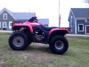 For sale: 2001 trx250 recon