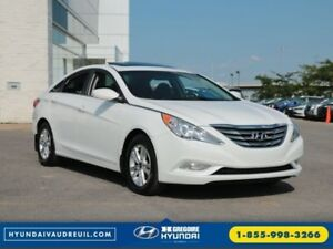 2013 Hyundai Sonata GLS Toit Sieges-Chauf Bluetooth USB/MP3