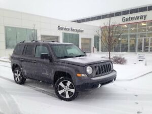 2016 Jeep Patriot High Altitude, Leather, Heated Seats, Nav