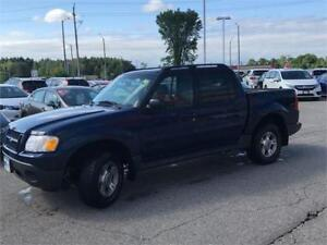 2004 Ford Explorer Sport Trac XLT Comfort,Sunroof,Only 141000 km