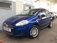Fiat Grande Punto 1.4 Active 5dr + 12 MONTH MOT + SERVICE HISTORY + 2 KEYS