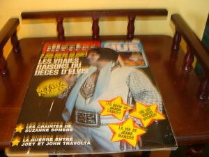 magazine illustré Elvis Presley (français)