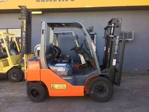 TOYOTA FORKLIFT 8 SERIES 2T - Finance or (*Rent-To-Own *$111 pw) Boronia Knox Area Preview