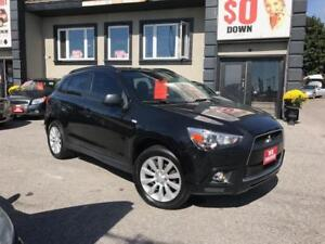 2011 Mitsubishi RVR GT Leather Sunroof AWD