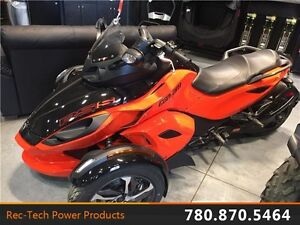 2014 Can-Am RS-S 991 SM5 - $3,500 off!