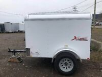 4x6 SA CARGO TRAILER W. SINGLE BAR LOCK REAR DOOR Smithers Skeena-Bulkley Area Preview