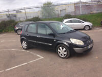 Renault scenic 2005 5dr 1.6 petrol MOT very good condition
