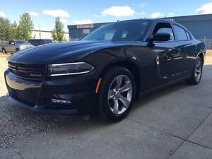 2015 Dodge Charger SXT ~ Dual Exhaust ~ Alpine ~ Low as $99 B/W