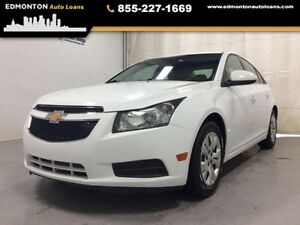 2014 Chevrolet Cruze 1LT TEXT APPROVED 780-907-4401