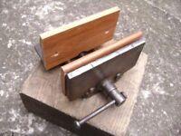 150mm wood working bench vice saw plane etc carpenter joiner DIY cabinet making