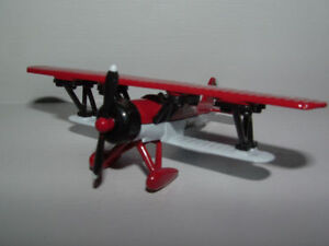 "Collectible Campbell's Soup 4"" Diecast Biplane 1931"
