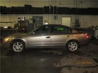 2003 NISSAN ALTIMA 3.5 - SPECIAL EDITION only 179000kms MINT!