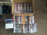 LARGE COLLECTION OF OVER 150 DVD FILMS