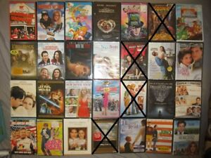 DVDS/TV SHOWS AND MORE LOTS BRAND NEW
